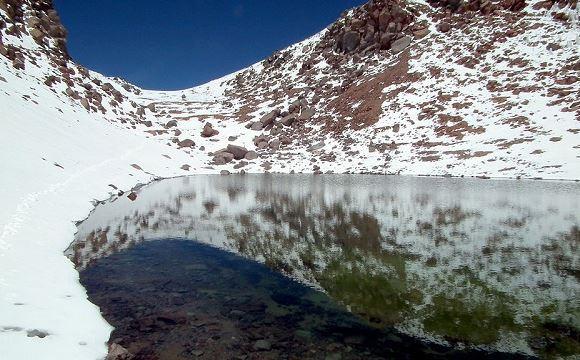 Lake Licancabur