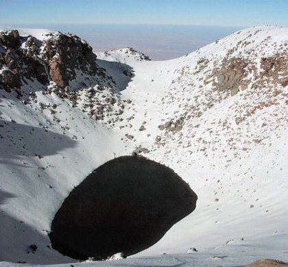A Sneak Peak at the World's Highest Lakes