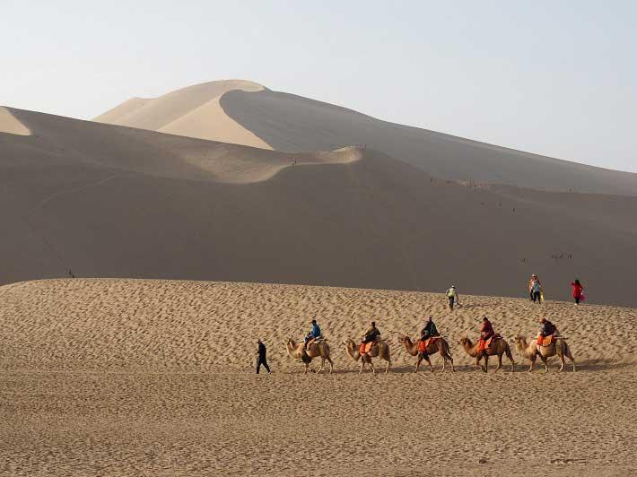 Gobi-Desert