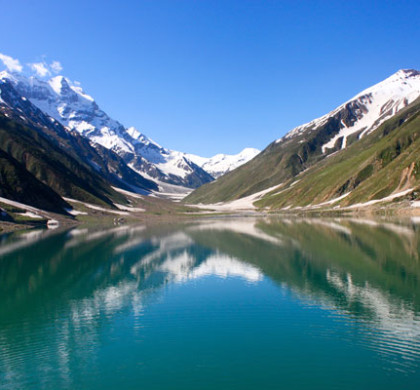Lake Saiful Muluk – Lies at an Altitude of 3,224m Above Sea Level