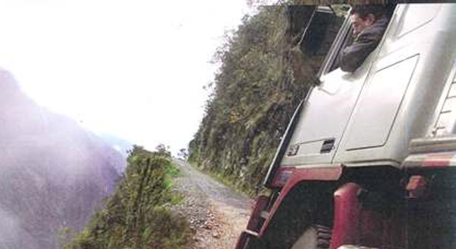 11 Most Dangerous Roads in the World