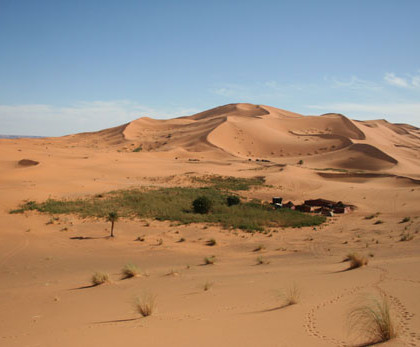 Top 10 Deserts in the World