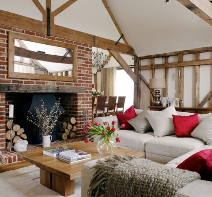 Top 8 Exquisite Designs of Interior Exposed Beams