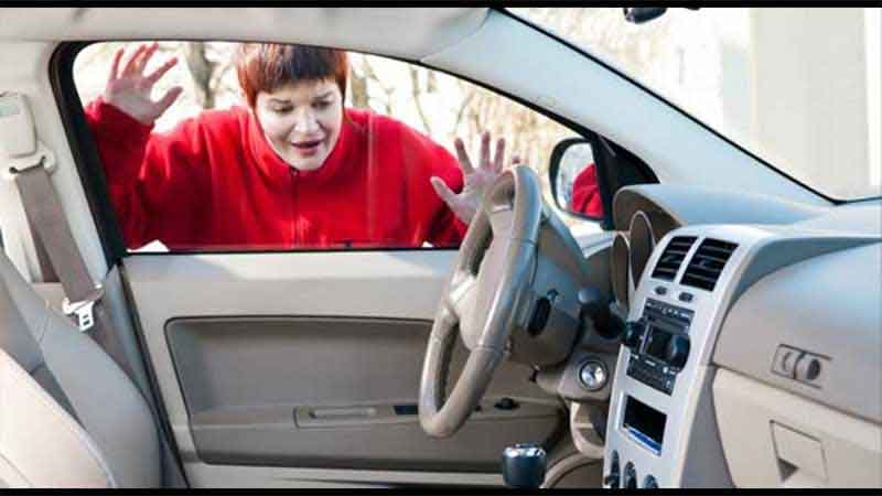 Did You Lock Your Keys In Your Car?