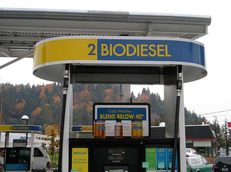 About Biodiesel Fuel