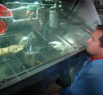 The History of the Glovebox