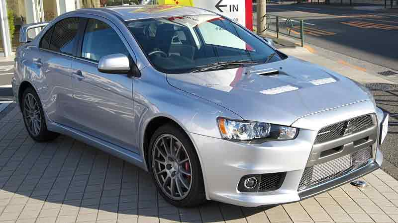 Nice Should You Buy A Mitsubishi Lancer Evo X?