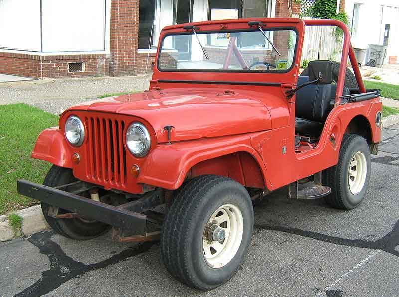 Jeep 4WD Systems and How They Evolved