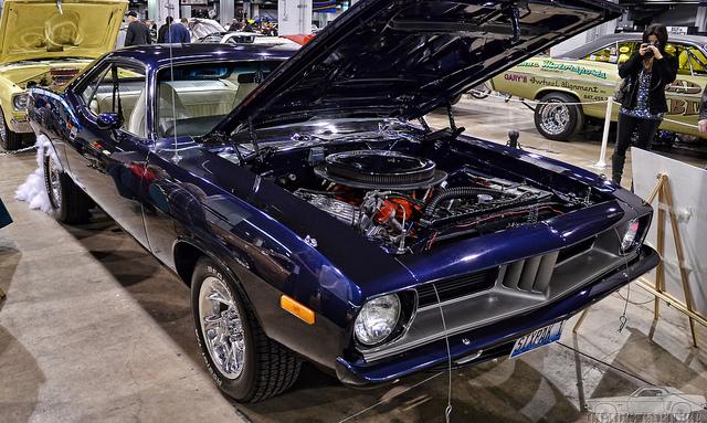1972-1974 Plymouth Barracuda