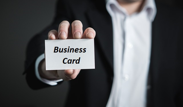How to Get Business from Other People's Business Cards