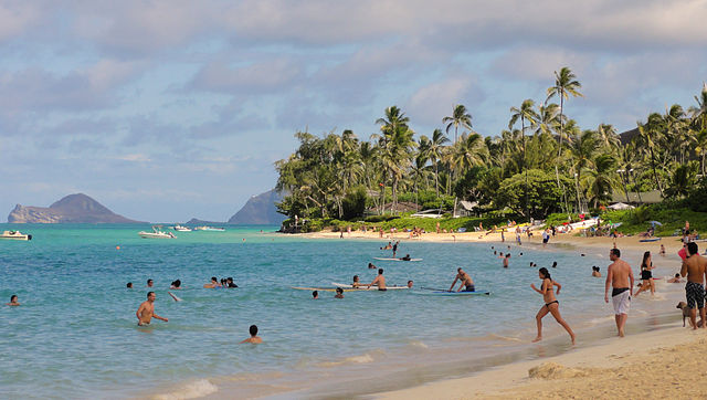 Lanikai beach hawaii