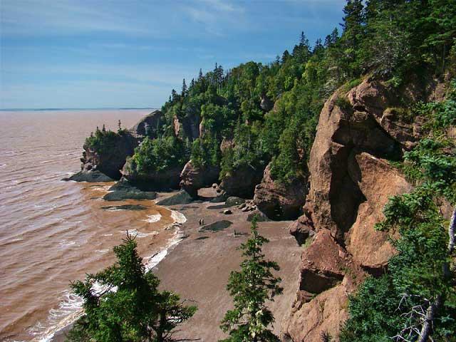 Bay-of-Fundy-New-Brunswick
