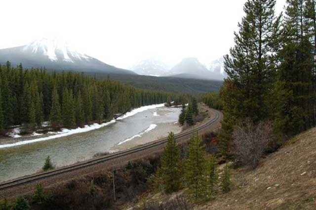The-Canadian-Rockies