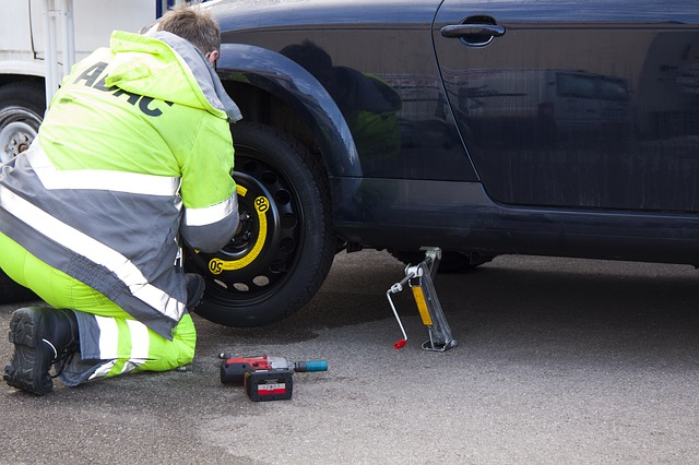 Rotate Your Tires to Save Money!