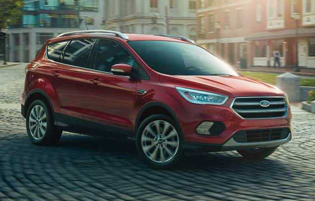 The 2017 Ford Escape is The Perfect Choice