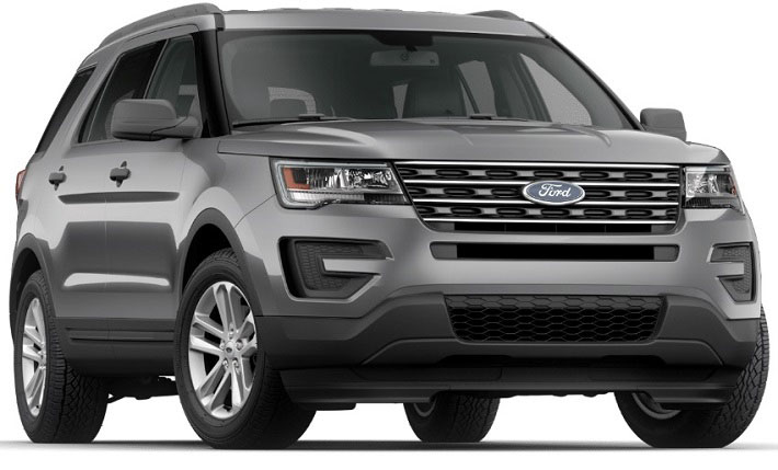 The 2017 Ford Explorer SUV is One Very Cool Vehicle