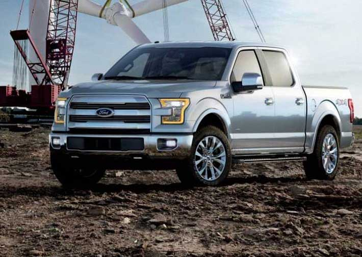 Five Great Things about THE 2017 Ford F-150 Truck