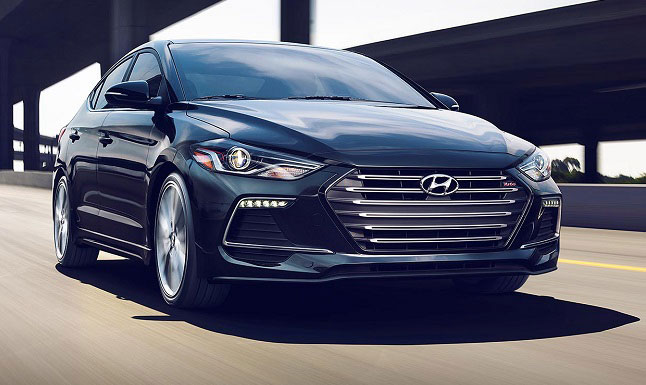 The 2017 Hyundai Elantra is Built in America