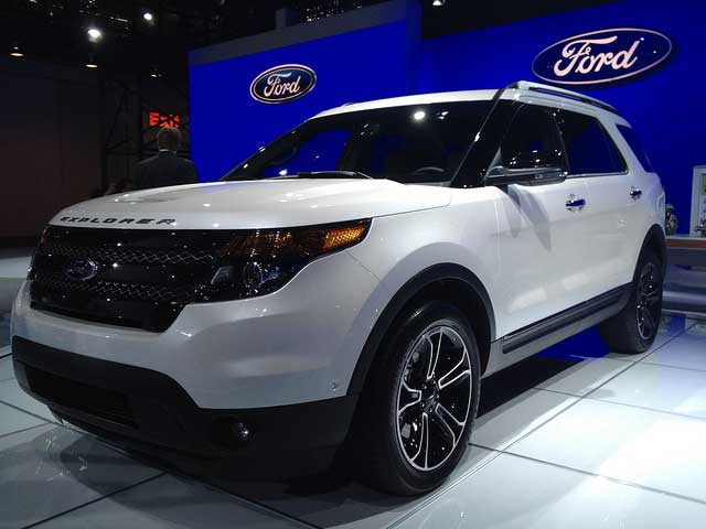 The 2017 Ford Explorer is America's SUV