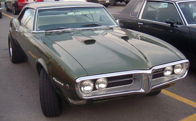Pontiac Firebird 68