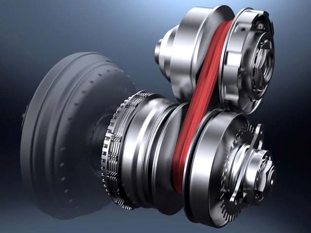 Continuously Variable Transmissions