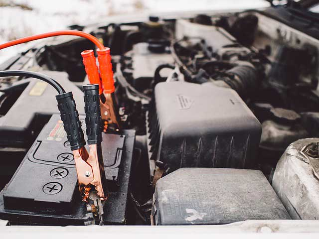Guide to Jumping your Dead Car Battery