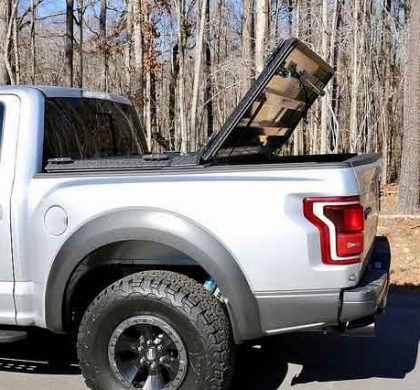 How to Maximize the Benefits of Your Custom Truck Cover
