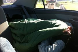 Sleeping in Your Car