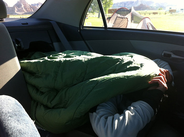 Sleeping In Car >> Sleeping In Your Car Is It Illegal Guide And Tips