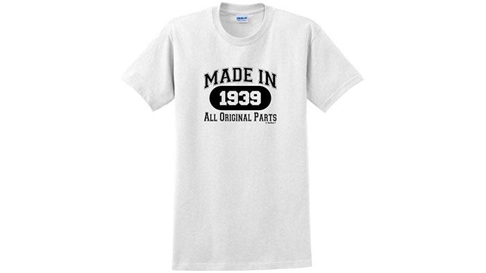 1939 All Original Parts T-Shirt