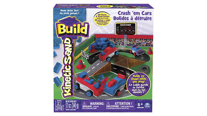 Dynamic Sand Build