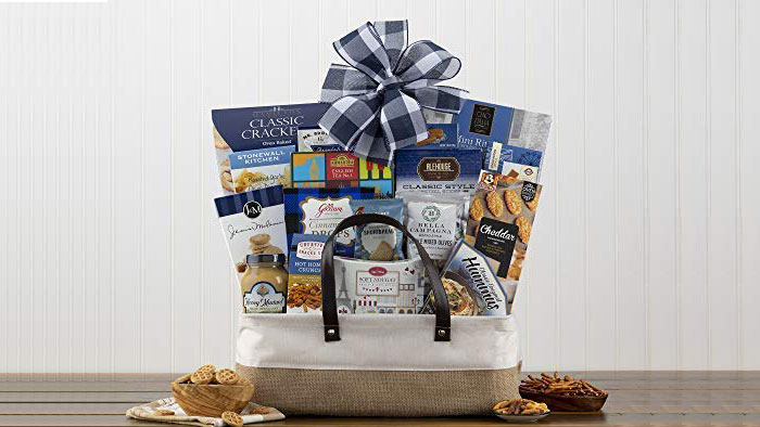Handmade Happy Birthday Gift Baskets