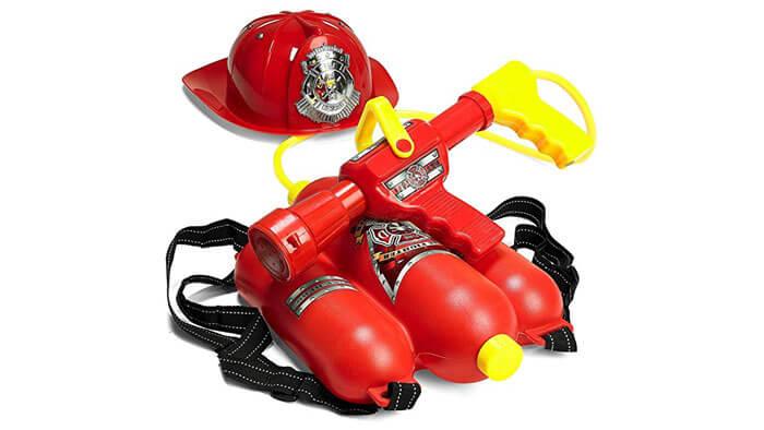 Prextex Fireman Backpack