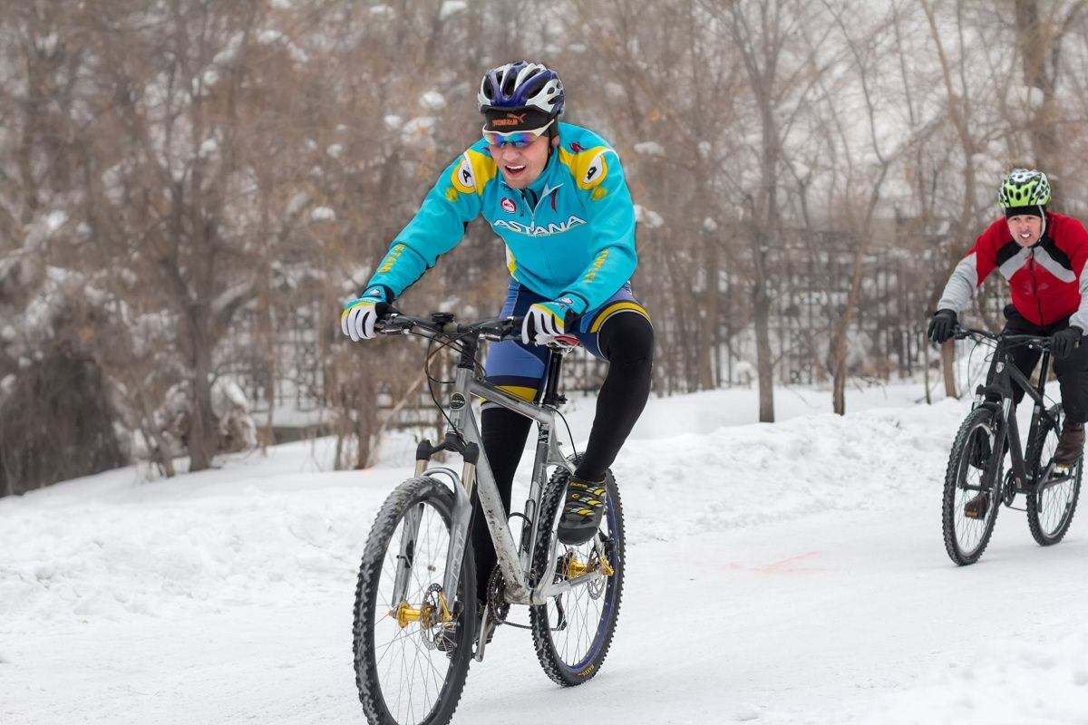 Winter Cycling Gear for Cycling